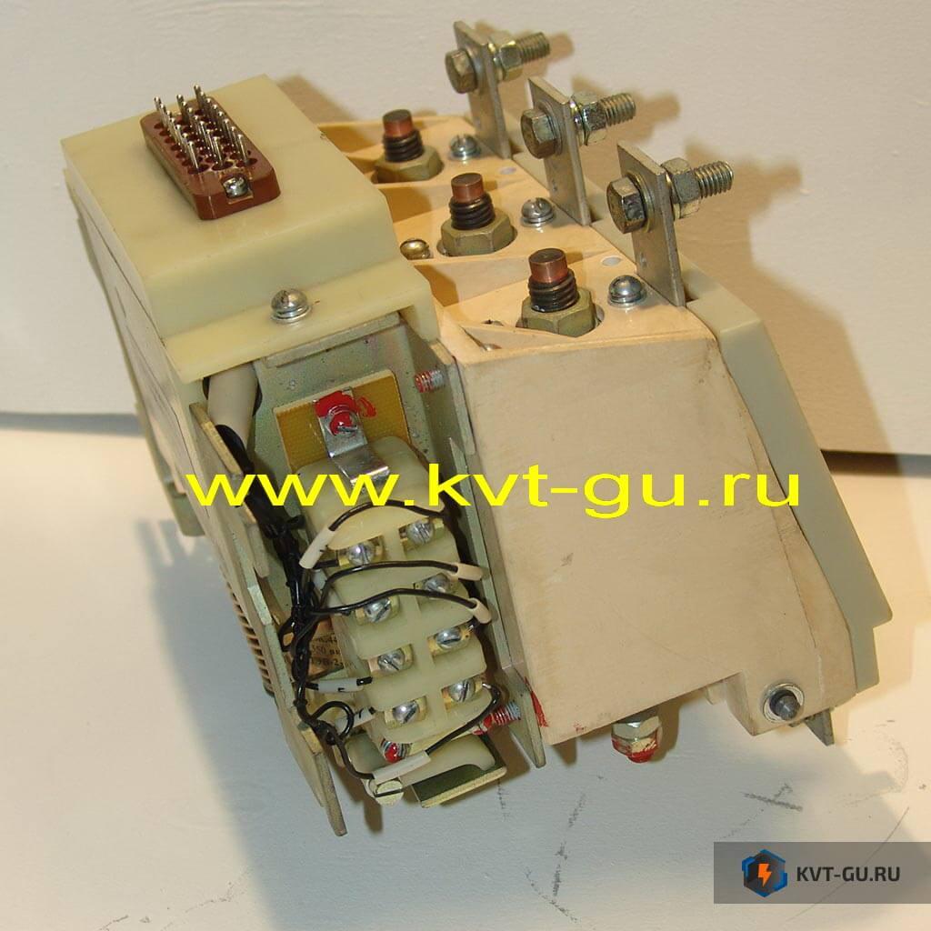 Контактор вакуумный КВ-1,14-2.5/160-У3-1-Ш фото