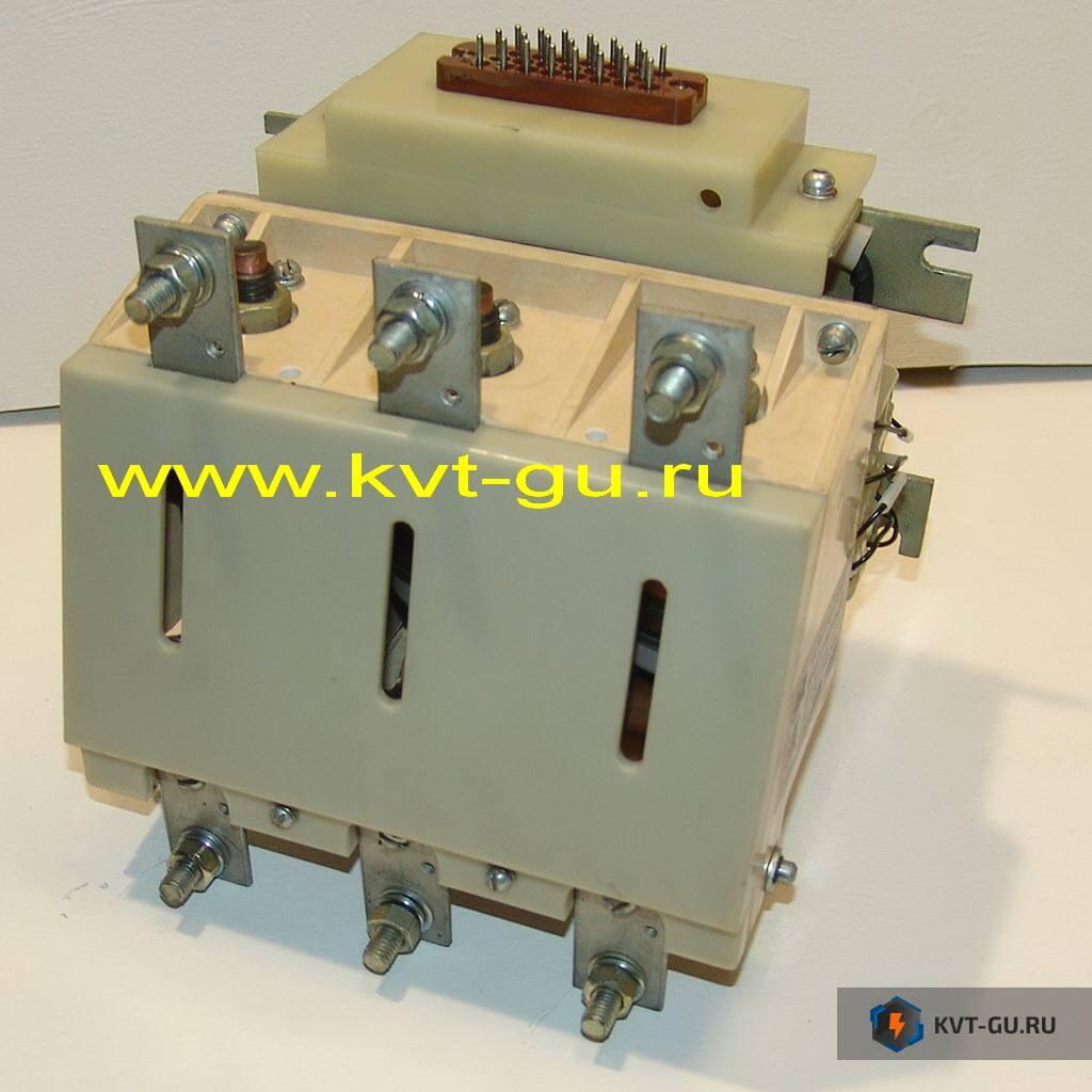 Контактор КВ-1,14-2.5/160-У3-1-Ш